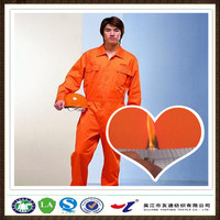 100 cotton flame retardant fabric for overalls coveralls workwear