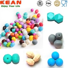 FDA food grade silicone mother of pearl beads