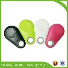 2015 venta caliente Itag Bluetooth alarma perdida Anti Bluetooth trazador autorretrato cámara para Smar Control remoto