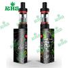 Alibaba usa hot selling subox mini 60w mod wraps skin sticker, colorful subox mini vaporizer mod skin