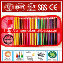 Hot sales style pencil case with compartments / funny pencil case /canvas pencil case