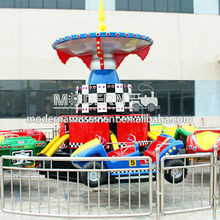 hot sale bounce car rides park attraction
