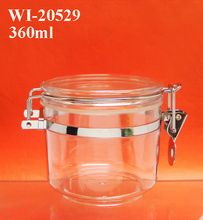 High grade Durable eco-friendly plastic air tight container