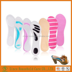 Soft Silicone Shoe Insole Material