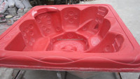 2015 high quality distributors wanted hot tub luxury spa swim pool mold lovely garden outdoor use