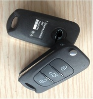 Topbest 3 buttons remote control for hyundai key programmer