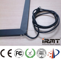 IRMTouch 50 inch IR touch frame touch screen frame for LCD or TV