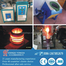 15kg gold silver platinum medium frequency induction furnace