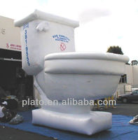 inflatable toilet for sale