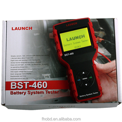 2015 Top quality Original Launch BST-460 Battery System Tester BST460 Asian/European/American Professional Car Battery tester