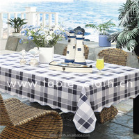 Wipe Clean Waterproof Eco-friendly Non-toxic Plastic Tablecloths