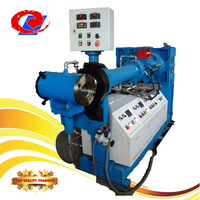 COLD FEED RUBBER EXTRUDER WITH IMPORT COMPONENTS
