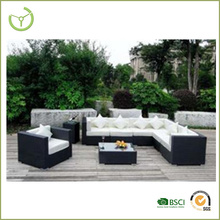 rattan garden furniture set chairs sofa table outdoor rattan furniture HL-9S-14003