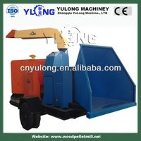 CE mobile diesel wood chipper (10-20T/H)