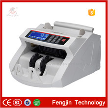 best money counter machine / indian rupee currency bill counter with value