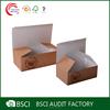Wholesale biodegradable cardboard take away food box