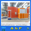 Automobile paint baking room/color optional/auto repair paint/spray painting room