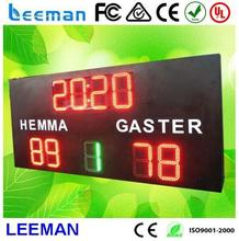 best selling school chair with writing board p6 indoor led display led basket ball scoreboard