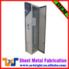 Sheet metal fabrication new style battery charging cabinet