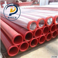 loe price small trailer wear resistant concrete pnmp pipe for schwing/putzmeister/elephant/sany