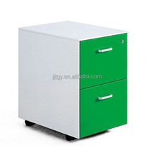 office furniture new design mobile pedestal/movable cabinet drawer2/3 drawerS movable metal cabinet