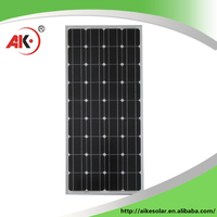 China supplier hot-sell pv solar panel mono 100w solar module best price