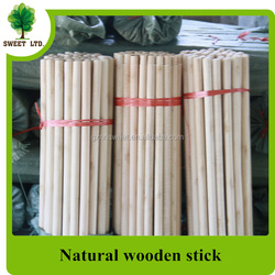 Household cleaning products 120cm length eucalyptus wooden natural handle