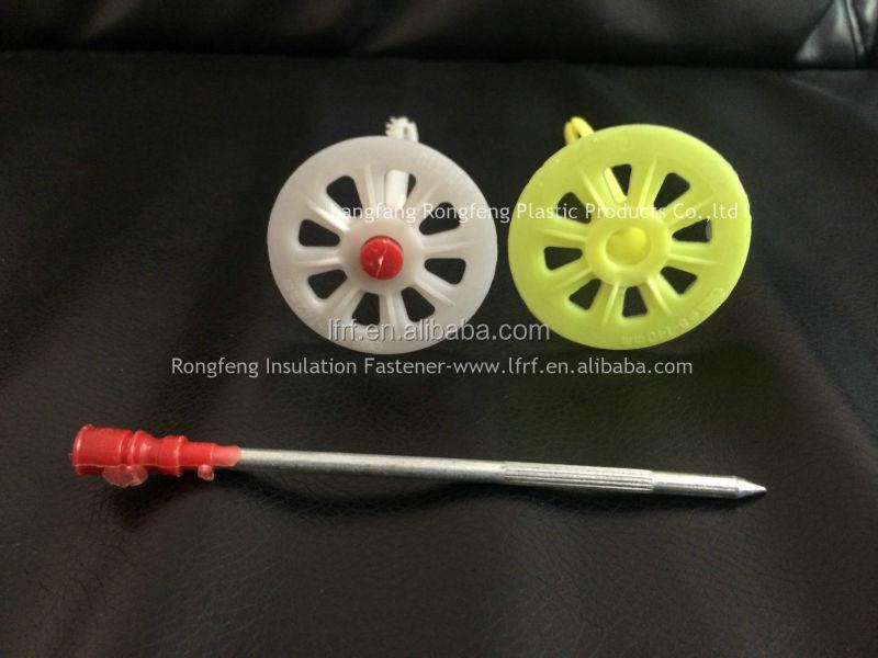 Plastic cap anchor2
