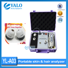 2IN1 Portable skin analyzer YL-A03