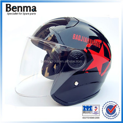 2015 new style warm half face unisex helmet, safety helmet for motorcycle riding