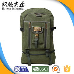 Army Green Waterproof Military Backpack Tactical with Multi-compartments