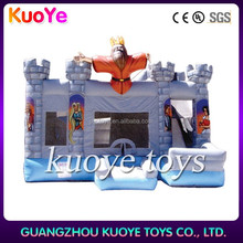 bouncy castle inflatable , inflatable buildings ,inflatable jumping house