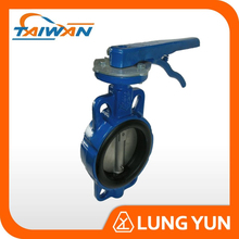 10 INCH STAINLESS STEEL LUG TYPE FLANGE BUTTERFLY VALVE DN250
