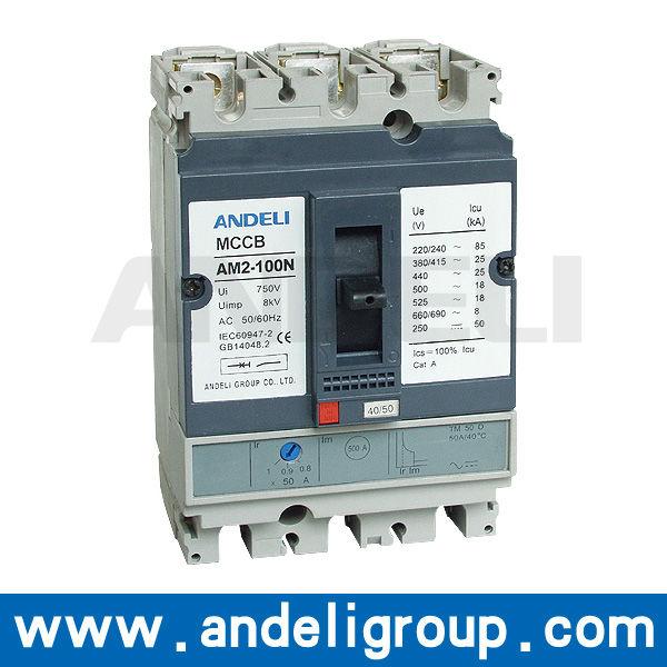 AM2 1000amp moulded case circuit breaker mccb