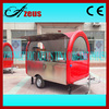 Best choices!!! Ice Cream Van/Coffee Carts With Tow Bar For Sale