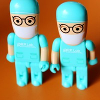 Hot Sale 3D Design Free Sample Design 16GB USB Stick For Business Gift