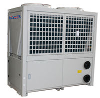 66 KW industrial chiller, high efficency chiller