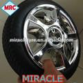 China alta qualidade 3 roda, garoto de supermercado carrinhos de compras 260x60