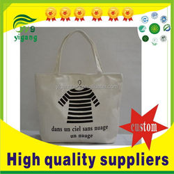 Cheap new coming canvas craft tote bags