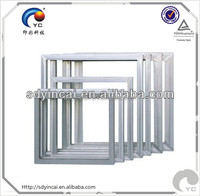 Aluminum silk screen frame supplier
