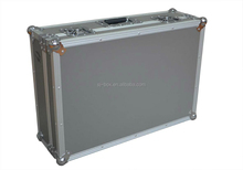 Custom Grey Fireproof Musical Instrument Fight Case