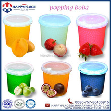 3kg delicious bubble tea popping boba, tapioca pearls, boba pearls