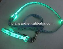 nylon rope pet leashes & collars
