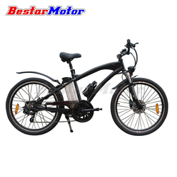 CE Approved Easily Parking hybrid electric bike