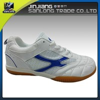 latest design brand name men table tennis shoes in china