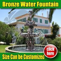2016 Popular Design High Quality Cherub Water Fountain (Size can be customized) C
