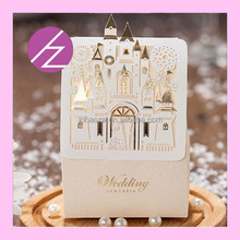 New Arrived Wishmade Luxurious Laser Cut Candy Box Gift Box Wedding Decoration CB5093
