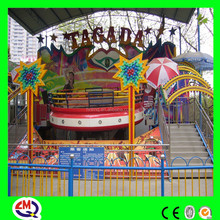 Attractions!! Outdoor Tagada Rides Amusement Playground Equipment
