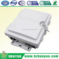 HOT SALES! Plastic enclosure IP65 3 ways abs distribution box.