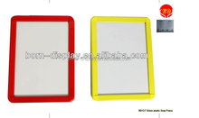 Hot Slaes Customsize Trade Show Mitred Corner A1 A2 A3 A4 Size Picture Plastic Snap Frame